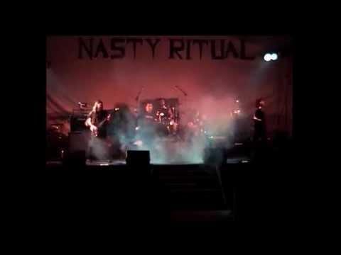 Dethroner en Vivo -  Nasty Ritual, Rancagua 2007 Full Concert