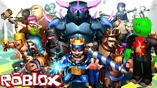 ROBLOX CLASH ROYALE TYCOON