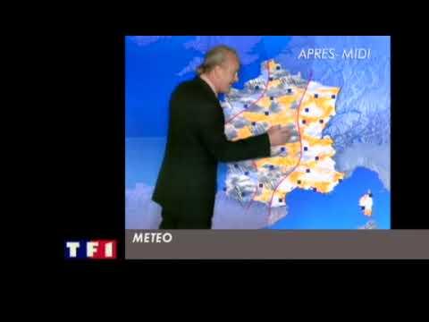 Malaise d\'Alain Gillot Pétré - TF1