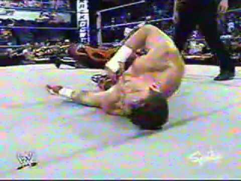 Eddie Guerrero's heart attack