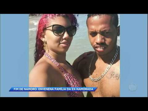 Homem acusado de envenenar a ex-namorada e sua família é preso