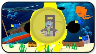 Update Diving! Exploring The Ocean In A Submarine - Roblox Explorer Simulator