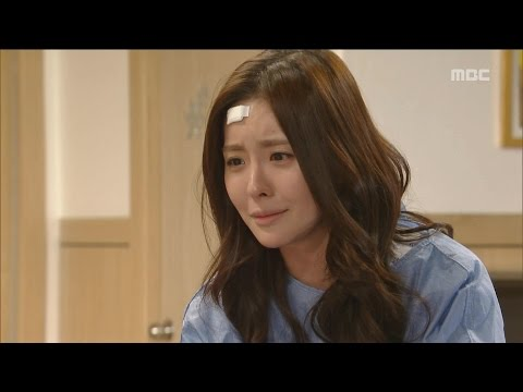 """[The Great Wives] 위대한 조강지처 118회 - Jin ye-sol, shed tears """"I love you"""" 20151201"""
