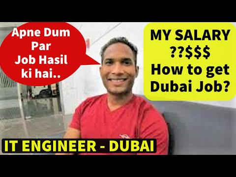 IT Jobs in Dubai UAE🔥🔥Salary, Skills, Visit Visa Job Search & Interview by BCA IT Engineer