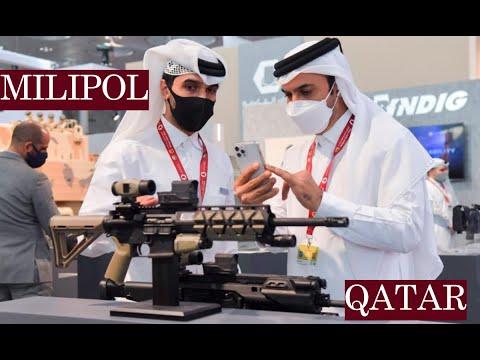 Milipol Qatar 4K   Homeland Security & Civil defence event   2021   Doha   Qatar