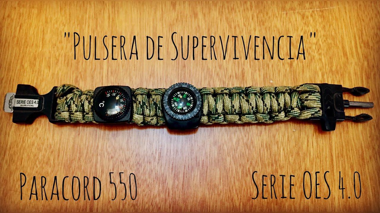 Serie Oes 4.0 Pulsera Adventure