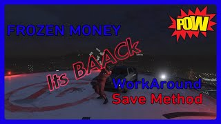 **ITS BACK** Frozen Money & Unlimited RP Glitch!!   GTAV Online Sp2mp Glitch (XBOX ONE/PS4)