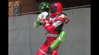 宇宙戦隊キュウレンジャー ショー 「ひみつ兵器 「GKU」をそこらへんのやくそうで撃退だ!」 4K / Uchu Sentai Kyuranger / Power Rangers Star Force
