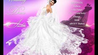 Wedding Dress Isolde
