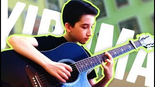Yiruma - River Flows In You (Acoustic Guitar) - Alex Kirov