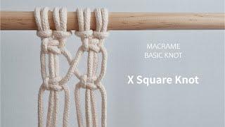 Macrame Basic 11 I 마크라메 베이직 기본…