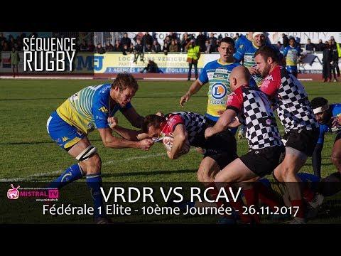 2017 11 26 48 SequenceRugby Fédérale 1 10ème journée VRDR vs RCAV