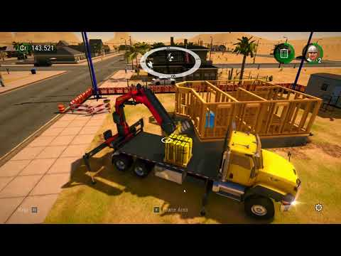 Let's Play Construction Simulator 2 Norsk Episode 4