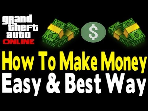 Best way to make money on gta online ps4 lanzamiento