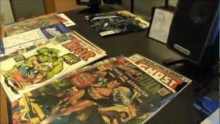 Comic Book Bags: Poly vs. Mylar (pt.1)