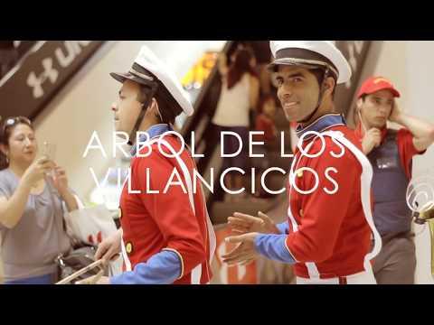 ÁRBOL DE LOS VILLANCICOS | (Blackbandproducciones - Leandro Martinez Producciones)