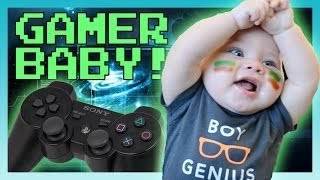 GAMER BABY! | Look Who