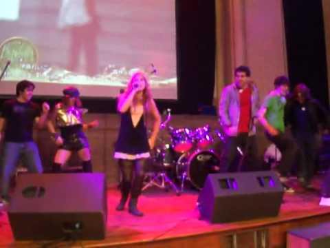 Anything Goes (Karaoke) - Megu & Gabi @ Super Hero Spirits Buenos Aires (FanSci)