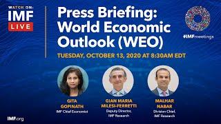 Speakers:gita gopinath, chief economist and director of the research department, imfgian maria milesi-ferretti, deputy director, imfmalh...