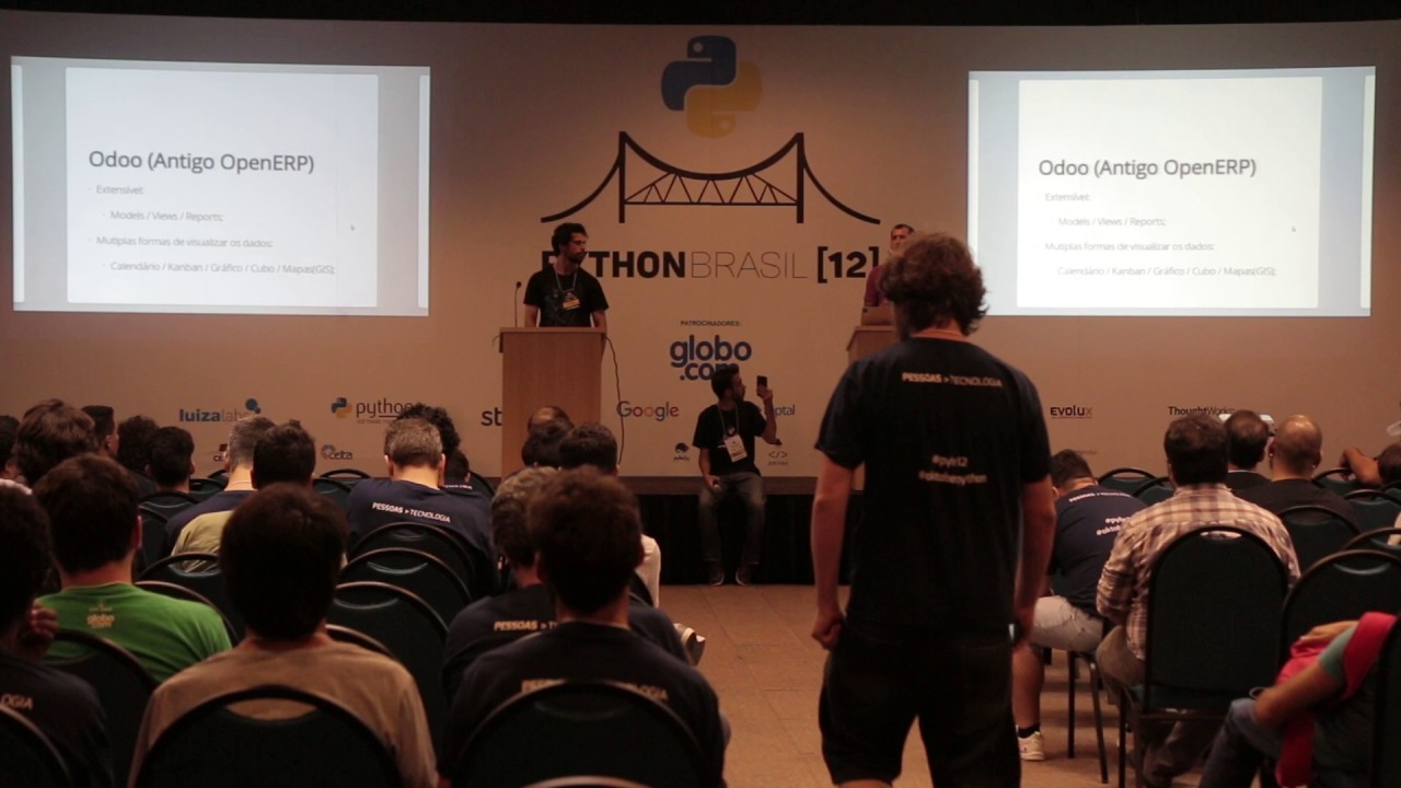 Image from lightning talk - Luis Felipe