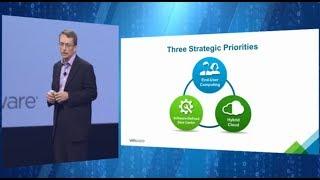 Pat Gelsinger, VMware CEO, EMC World 2014 Keynote