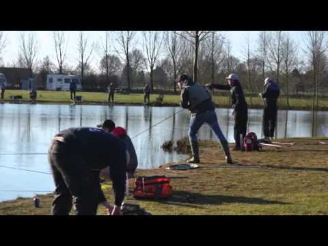 Flyfishing - G-Loomis Cup 2015 - Dutch fly fishing competition