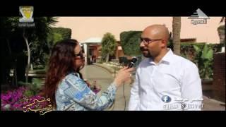 داليا حسن :ولقاء مع م. هشام احمد - مبادرة اعرف بلدك - مصر قريبة اخراج نورهان البيلي -19-4-2018