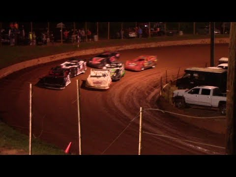 Winder Barrow Speedway Limited Late Model Feature Race 6/3/17