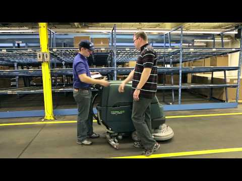 Professional Floor Care Equipment Service & Repair Solutions From KASCO SharpTech
