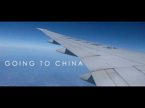 Dubai Airport, Arriving At Guangzhou Airport With China Southern Airlines Going To Manila Airport