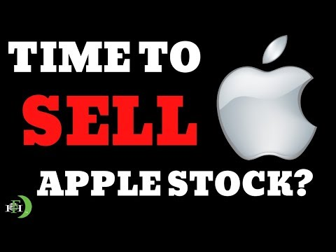 APPLE STOCK - HURRY!!!! TIME TO SELL??
