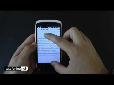 HTC Desire 500 videoreview da Telefonino.net