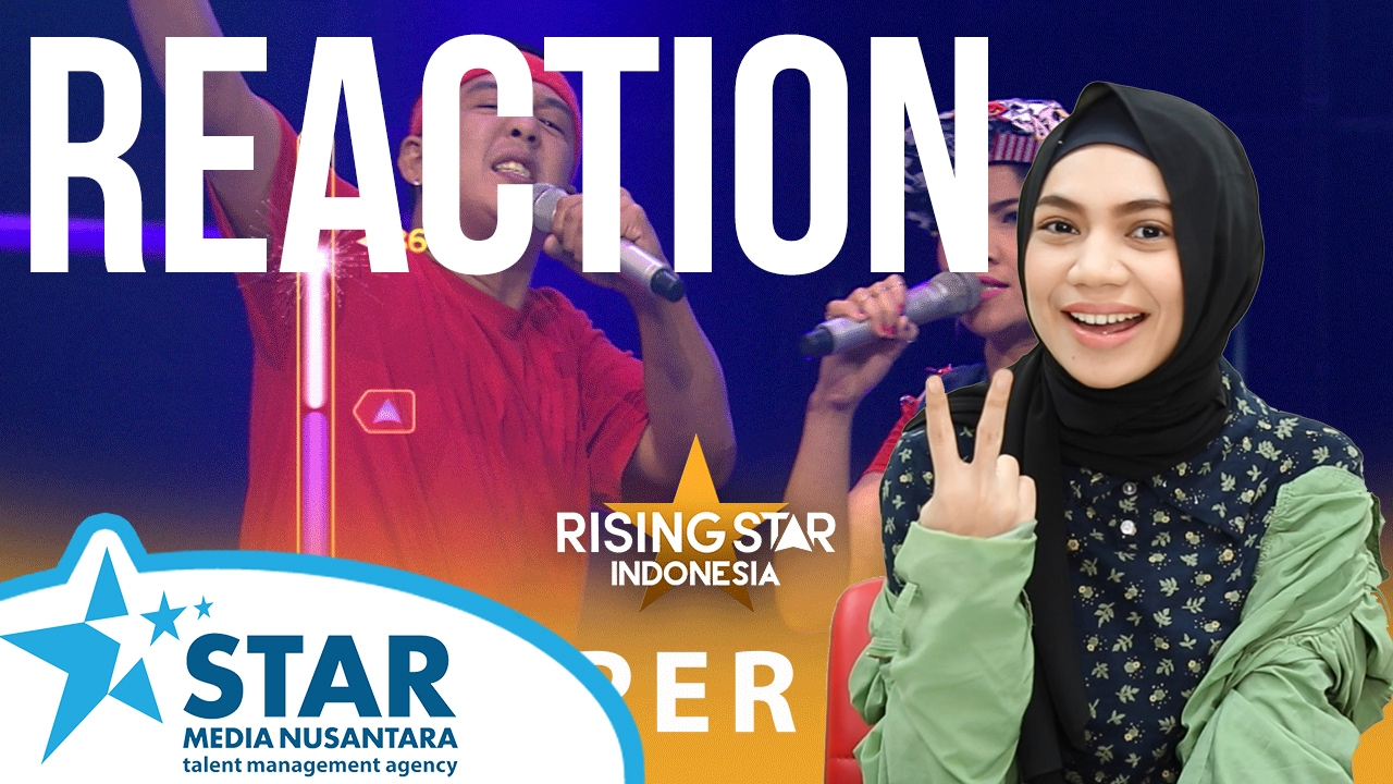 Rising Star Indonesia Reaction –Agung & Mieke