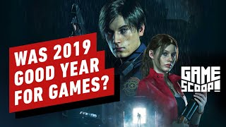 Game Scoop! 555: Was 2019 a Good Year for Games?