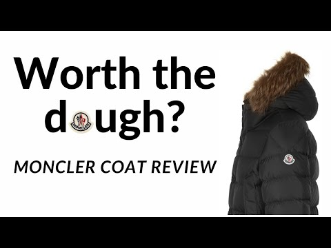 Moncler 'Cluny' Coat Review