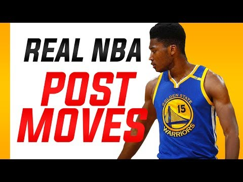 Real NBA Post Moves: Footwork for Centers and Power Forwards