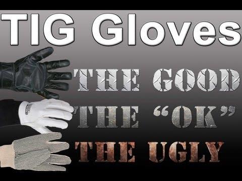 TIG Gloves: Choosing The Best Pair | TIG Time