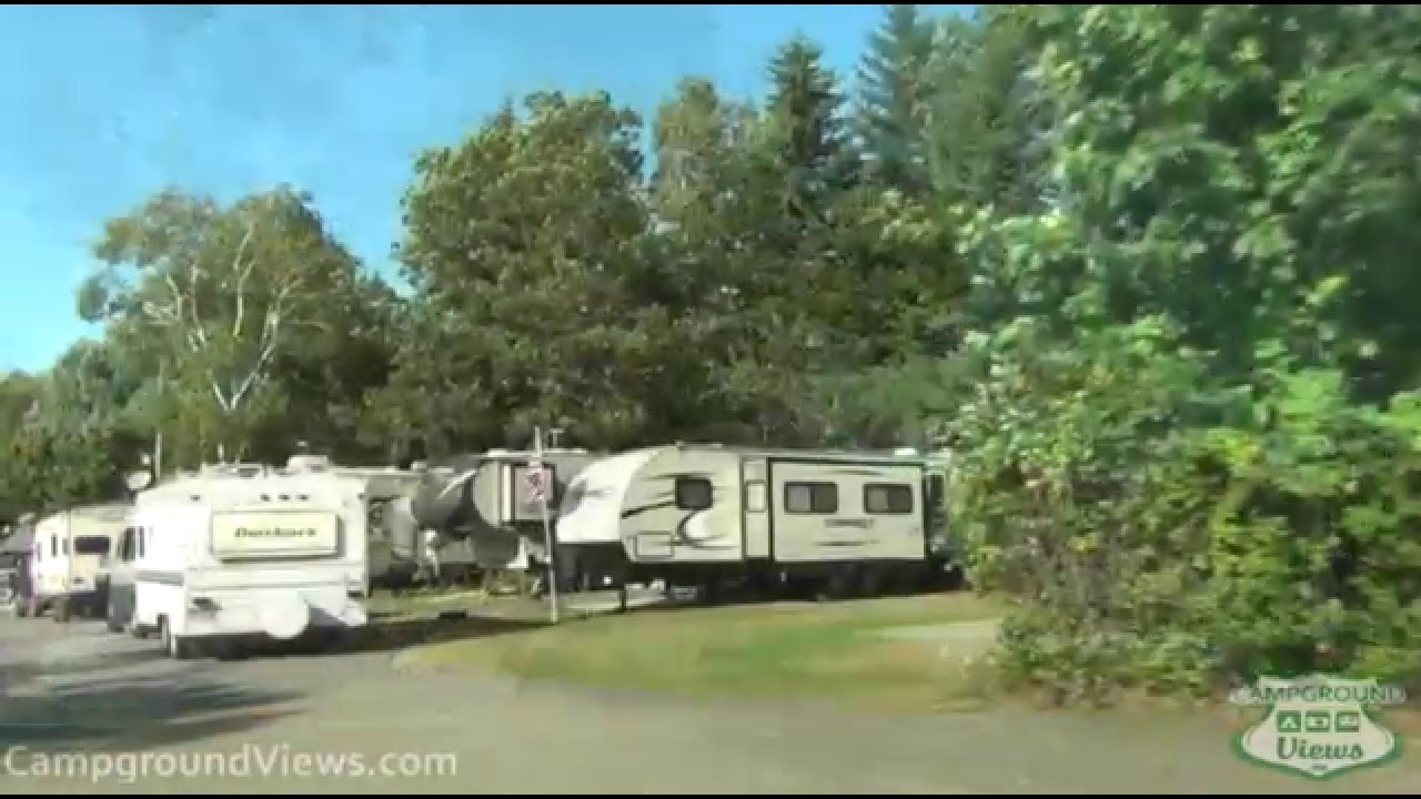 Bar harbor campgrounds full hookups