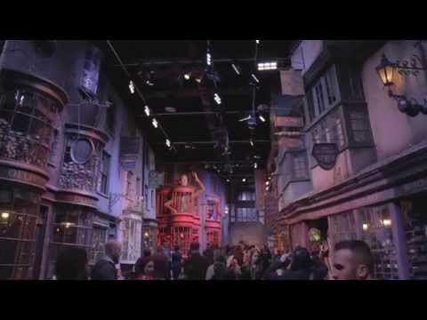 Witchcraft and Wizardry | HARRY POTTER STUDIO TOUR