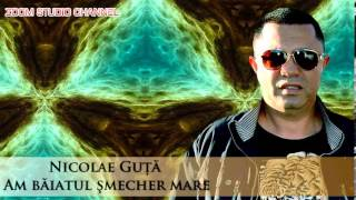 NICOLAE GUTA - AM BAIATUL SMECHER MARE LIIVE, ZOOM STUDIO