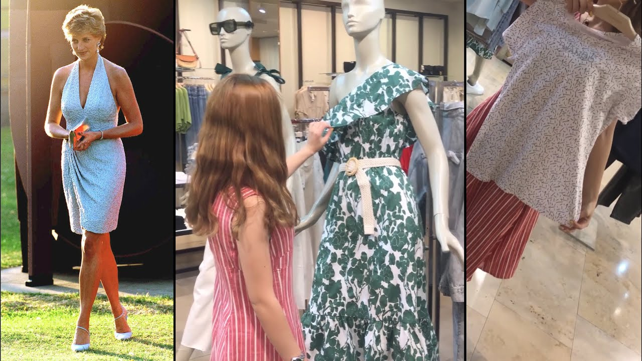 5 զգեստներ արքայադուստր Դիանայի ոճով, որոնք ակտուալ են այս ճգնաժամային ամռանը