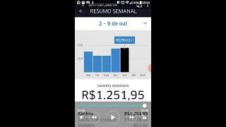 ▶▶ R$ 300.00 em 10 horas na UBER◀◀(sexta feira 06.10)