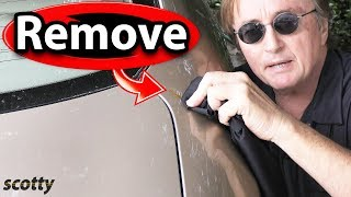 How to Remove Tree Sap and Bird Poop from Car Paint - The Right Way .