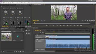 Редактирование аудио каналов внутри стерео дорожки в Adobe Premiere Pro