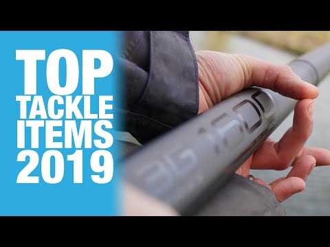 Top Match Fishing Tackle Of 2019 - Jamie Hughes And Andy May