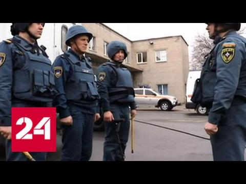 Из-за минометного обстрела Донецкая фильтровальная станция вышла из строя