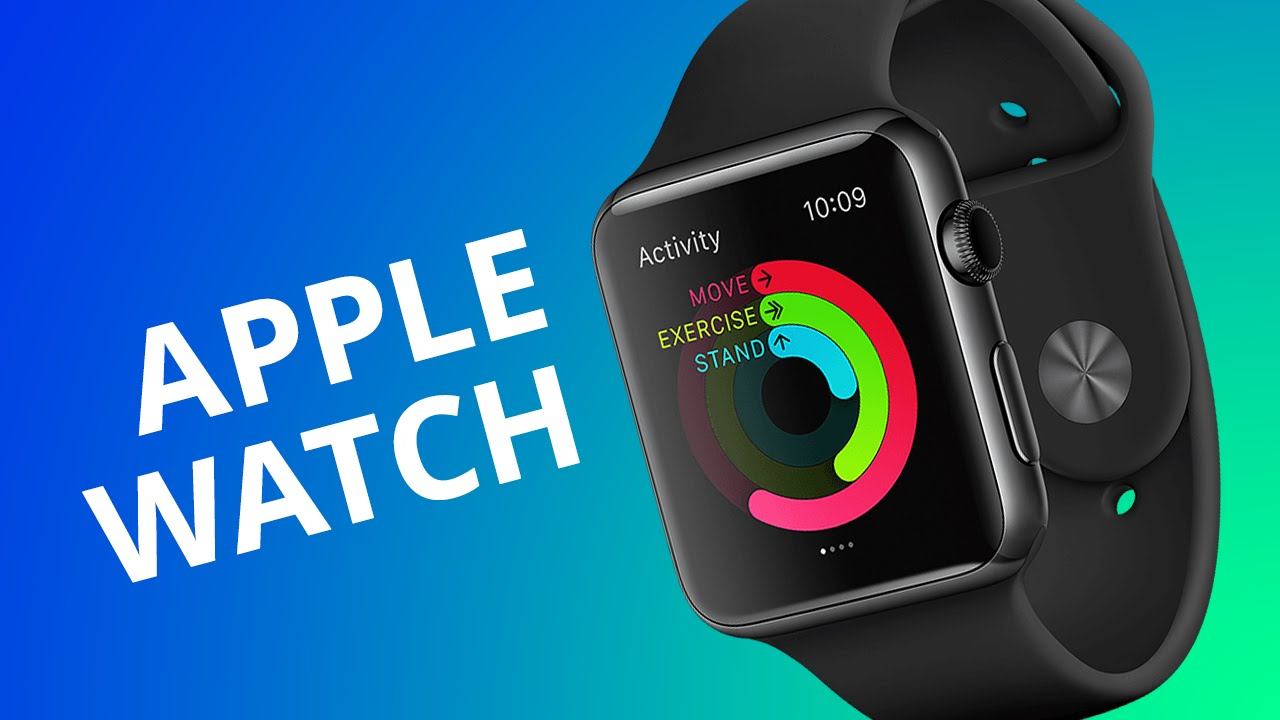 f3e85e0645d Apple Watch  Análise  - YouTube