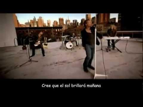 We weren't born to follow-bon jovi  (subtitulado español)
