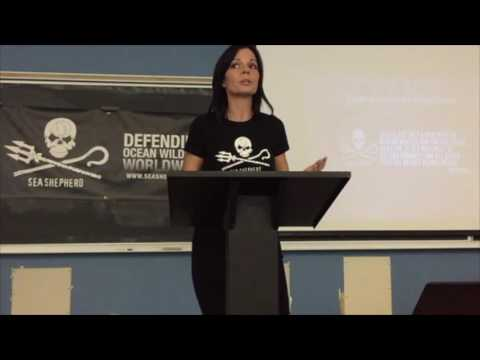 Sea Shepherd@Animal Rights Academy November 22/16
