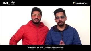 Hungama Music | Punjabi Musical Tour | Crossblade | Jessi & Babbal